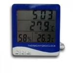 CLL956 Relógio Thermo Higro Digital