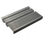 ATL168 Soleira de alumínio de 02 canais