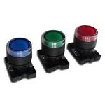 CLL947 Acionador botão industrial luminoso