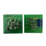 OTI911 Placa de chamada p/ botão Otis Modelinho/ADV (somente para modernização) c/ 03 bornes