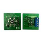 OTI912 Placa de chamada p/ botão Otis Modelinho/ADV (somente modernização) c/ 04 bornes