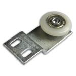 SCH088 Suspensão para porta QK8 roldana interna 87mm – dobra fina